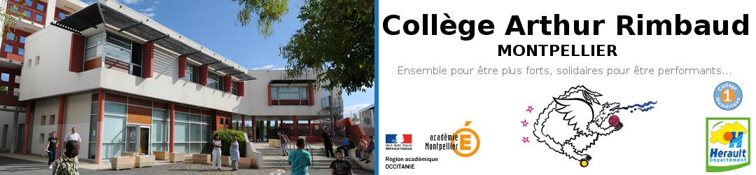 Collège Arthur Rimbaud Montpellier